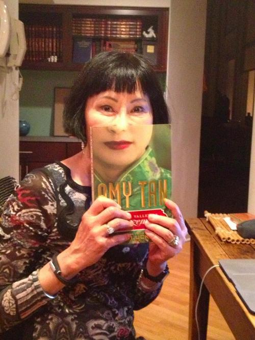 amy tan valley of amazement