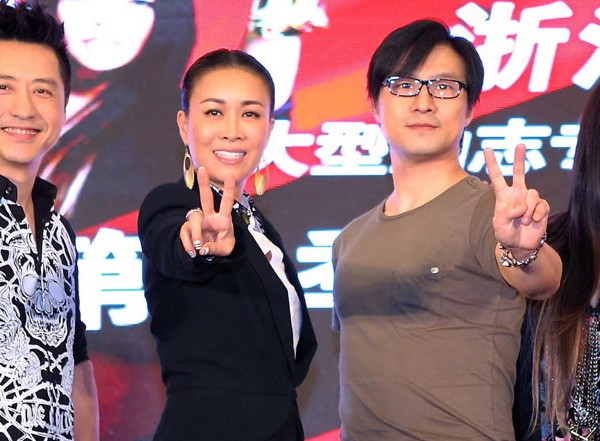 The Voice China Coaches