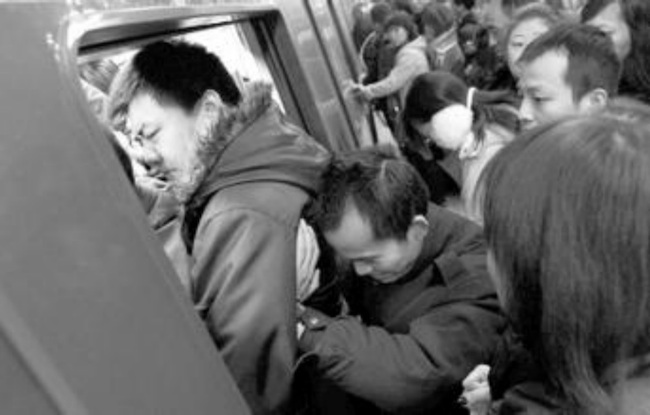 crowded-chinese-subway