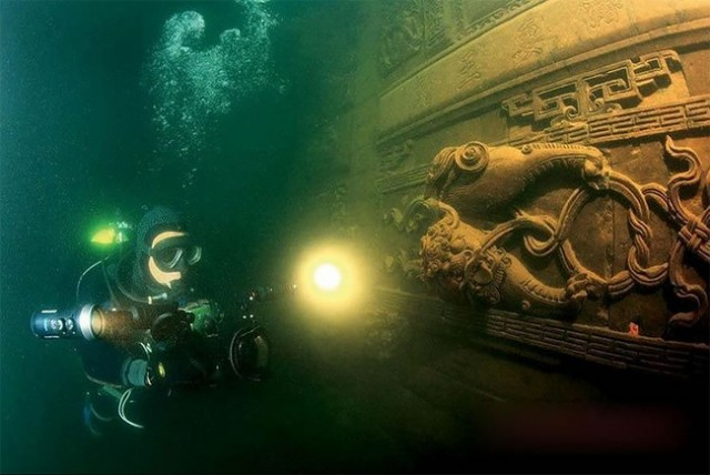 Lost-City-found-Underwater-in-China-3