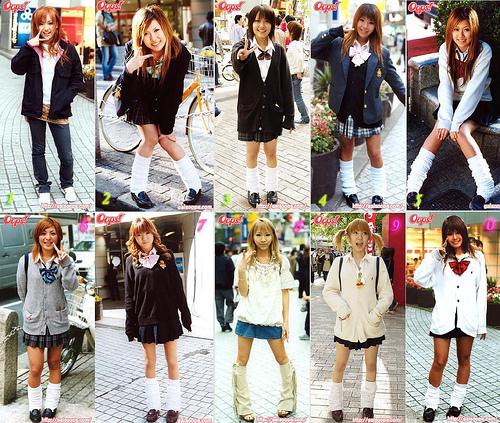 japanese-uniforms-street-style