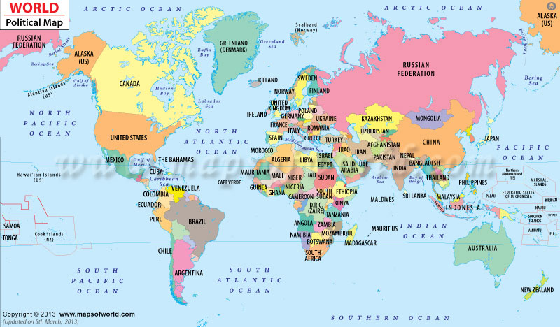 world-political-map