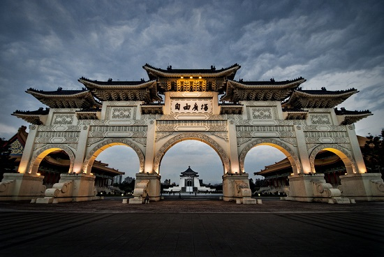 Chiang Kai-shek Memorial Hall-taipei-taiwan